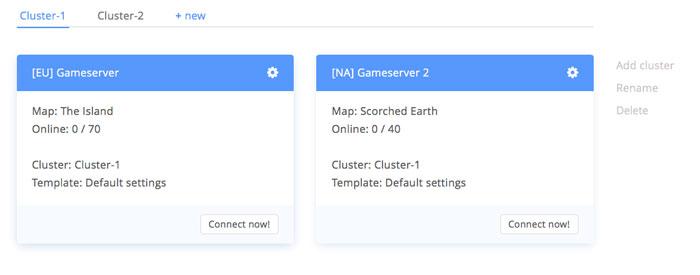 Automated dedicated gameservers - GameserverApp com